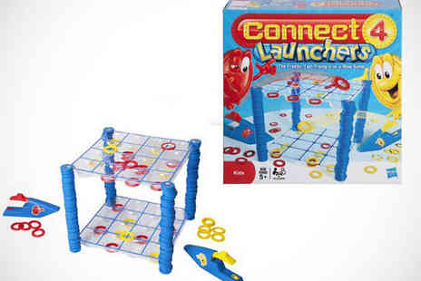 Silver Fishes - Connect 4 Launchers Game - Save 42%