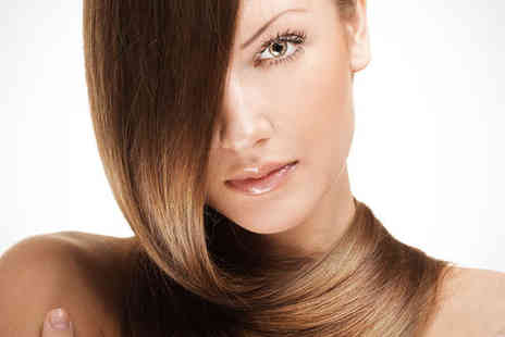 B-Unique Hair and Beauty Lounge - Wash Haircut and Blow Dry - Save 52%