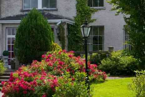 Castle Oaks House Hotel - Two Night Stay Near Limerick with Daily Breakfast - Save 55%