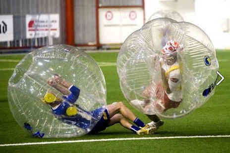 Springs Leisure Centre - One hour zorbing activity experience for 2 people - Save 58%