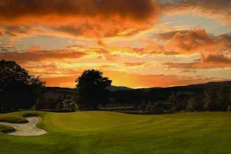 Crieff Hydro Resort - Golf With Lunch For One - Save 52%