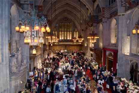 British Red Cross Events - Christmas Market Two Tickets - Save 30%