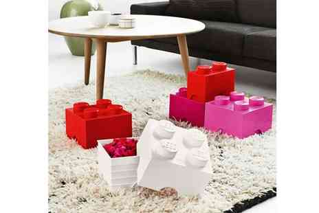 A Place For Everything - LEGO Brick Storage Box - Save 20%