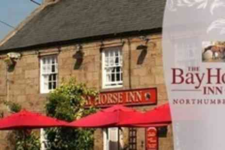 Bay Horse Inn - Two Night Stay For Two With Breakfast and Welcome Drinks - Save 63%