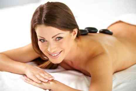 Utopia Beauty Spa - Hot Stone Massage Facial and Spa Pool - Save 72%