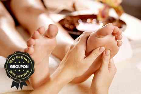 Beauty 88 - Deep Tissue or Foot Massage - Save 58%