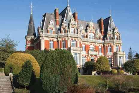 The Chateau Impney - One Night Stay For Two With Breakfast and Late Check Out - Save 59%