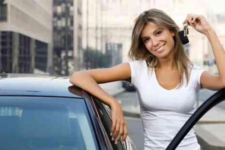 Inner City Driver Training - Driving Lessons Three Hours - Save 64%
