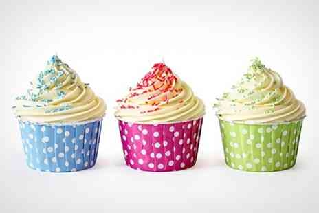 Angel Cakes - Cupcake Decorating Class For Two - Save 37%