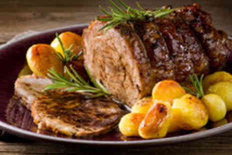 Danubius Hotel Regents Park - Five Course Carvery Buffet for Two with a Bottle of Wine - Save 53%