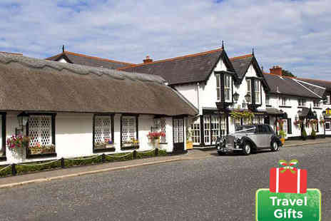 The Old Inn - Festive Break or Perfect Gift - Save 47%