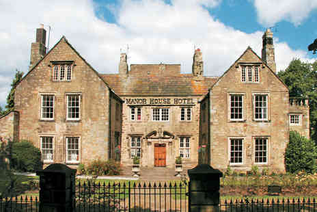 The Manor House - Luxuriate in a Majestic County Durham Manor House - Save 57%