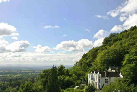 The Cottage in The Wood Hotel - A Hotel High in the Malvern Hills - Save 64%