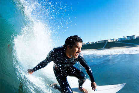 Northside Surf School - Two Hour Surfing Lesson with Board and Wetsuit Hire Included - Save 50%