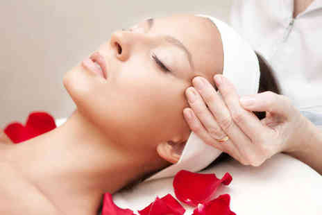 Head Work & Beauty Work - 45 Minute Facial with Blow Dry or Deluxe Manicure or Pedicure - Save 61%