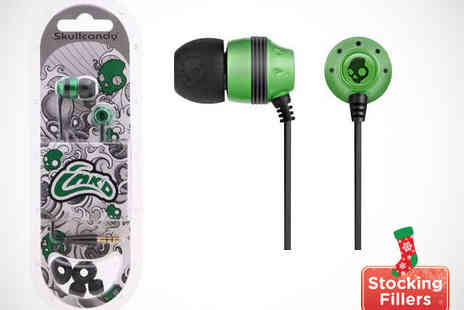 Spirit - Skull candy Ink d Headphones - Save 70%