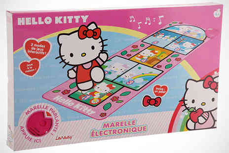 Silver Fishes - Hello Kitty Electronic Hopscotch Game - Save 55%