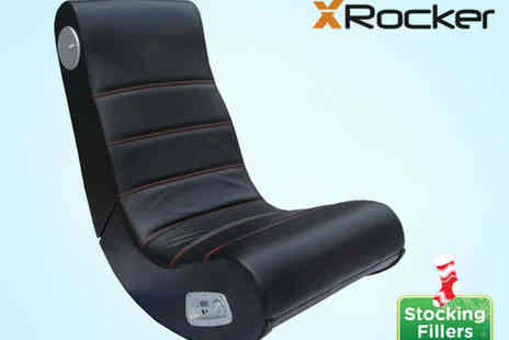 Giinii - X Rocker Rockster Game and Multimedia Chair - Save 36%