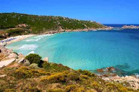 Sardatur Holidays - In Sardinia Seven Night Holiday With Flights For Two - Save 34%
