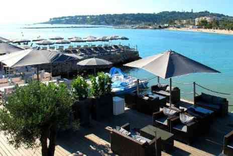 Hotel Royal Antibes - One Night For Two With Spa Access - Save 48%