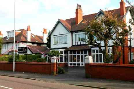 Wirral Lodge Hotel - One Nights For Two With Breakfast and Chocolates - Save 51%