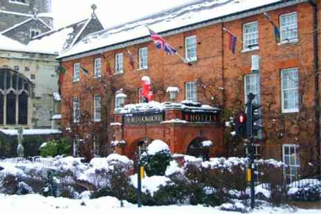 The Red Lion Hotel - In Henley on Thames One Night For Two With Breakfast - Save 48%