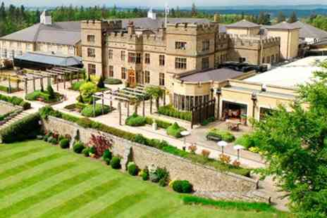 De Vere Slaley Hall - Country Manor Spa Day including Massage & Facial - Save 57%