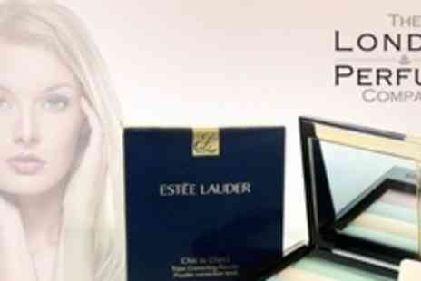 The London Perfume Company - Estee Lauder Chic to Cheek Tone Correcting Powder - Save 59%