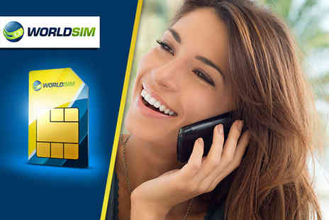 World Sim - Travel SIM card with free international roaming - Save 73%