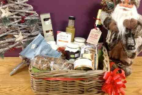 Warbreck Garden Centre - Christmas Hamper - Save 25%