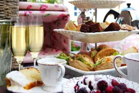 The Devonport Hotel - Festive Afternoon Tea For Two With Bubbly or Mulled Wine - Save 54%