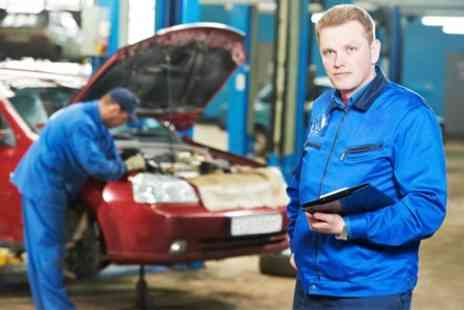 Adrians Autos - 54 Point Car Service With Oil and Filter Change - Save 58%
