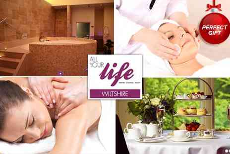All Your Life Wiltshire - Pampering spa day with treatments for two  - Save 92%