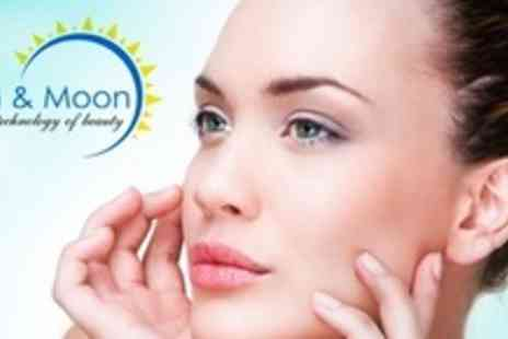 Sun & Moon Beauty - Four Facial Radio Frequency Sessions - Save 62%