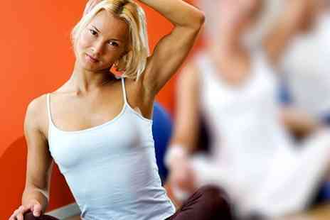 Seren Hot Yoga - 10 Hot Yoga Classes - Save 52%