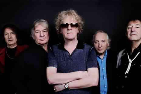 Mott The Hoople - Two Concert Tickets - Save 49%