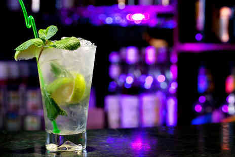 Green Carnation - Entry for 2 people includig two cocktail jugs - Save 69%