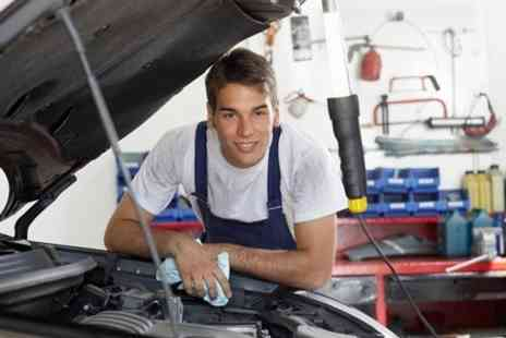 Auto Safety Centre Widnes - MOT and Winter Check Plus Car Service - Save 61%