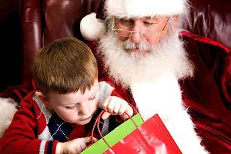 Heart Park - Santas Grotto Entry For One Child - Save 43%