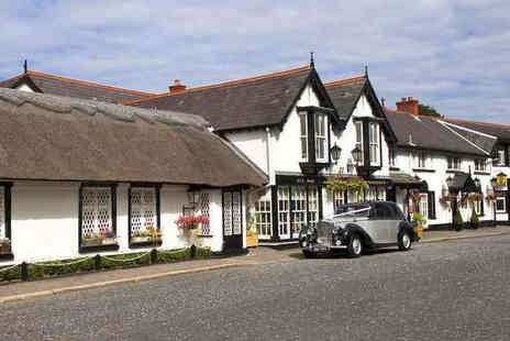 The Old Inn - Overnight Stay for Two People with Breakfast and Afternoon Tea - Save 47%