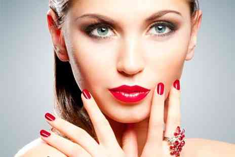 Illusions Beauty - Two Hour Treatment Including Shellac or Full Body Massage - Save 60%