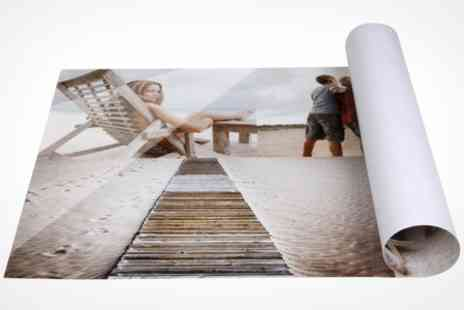 Photoworld - XXL Personalised Poster - Save 75%