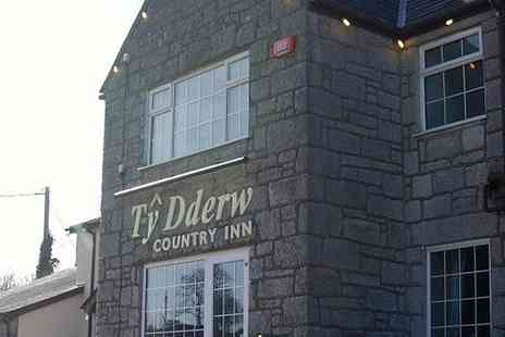 Ty Dderw Country Inn - Two night stay for two - Save 39%