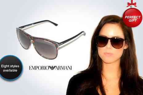 Brand Labels - Ladies Emporio Armani sunglasses - Save 41%