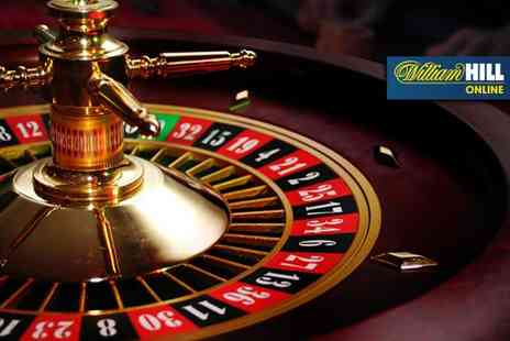 William Hill - William Hill casino credit - Save 83%