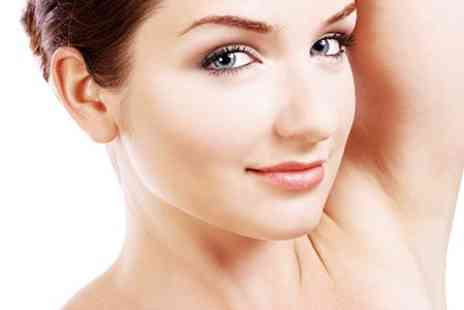 The Solent Medi Spa - IPL Hair Removal Six Sessions - Save 73%