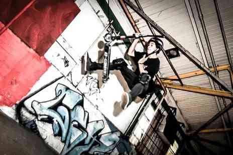 Bones 3 Skate Park - Full Day Pass For Two - Save 65%