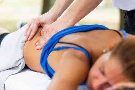 Oxford Circus Physiotherapy - One Hour Sports or Deep Tissue Massage - Save 43%