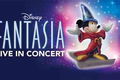 milkn2sugars - Disney Fantasia Live in Concert National UK Tour with the Royal Philarmonic - Save 50%