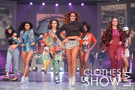 Clothes Show Live - Clothes Show Live Afternoon Ticket For One - Save 50%